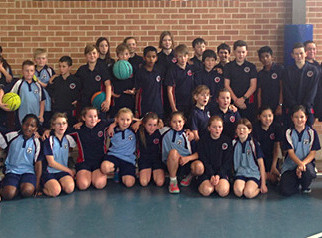 Stage 3 Inter-school Basketball friendly matches