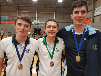 Gold and bronze for our national volleyball champions!