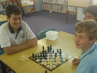 NCS wins first round of Chess Comp