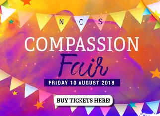 NCS Compassion Fair 2018