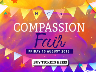 NCS Compassion Fair 2018