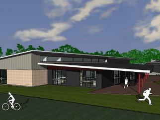 NCS receives $800k grant towards new TAS Centre