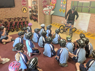 Stage 2's Cycling Adventure