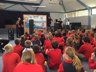 Bell Shakespeare Primary performance