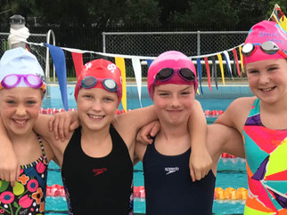 Primary swimmers make a big splash!