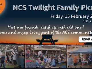 NCS Twilight Family Picnic - 15 February 2019