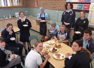 NAIDOC Week in the Food Tech Room