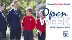 Open Week 25-28 February 2020