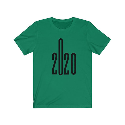 Fuck Off 2020 -  Jersey Short Sleeve Tee