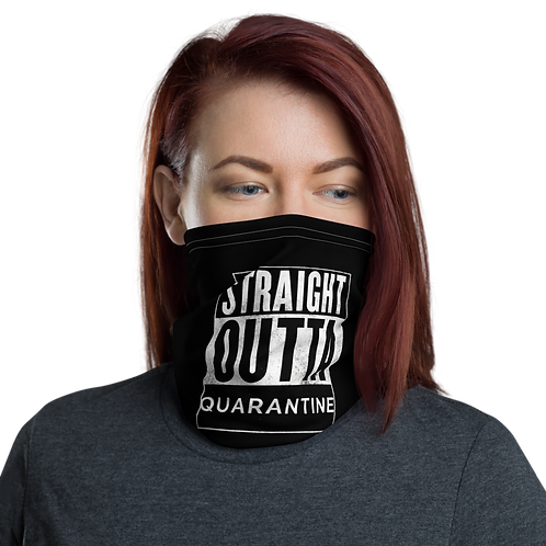 Straight Out of Quarantine - BananasLab Neck Gaiter