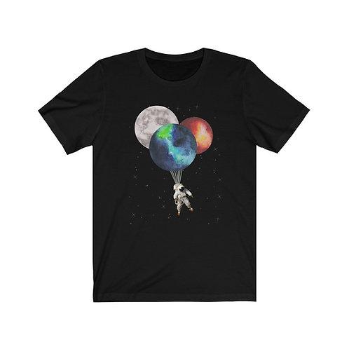 Space Walker - Short Sleeve Tee