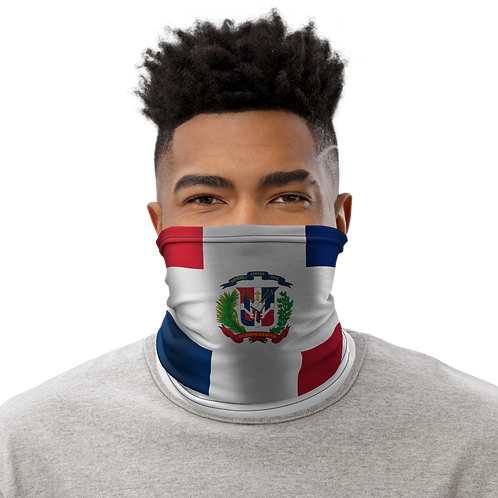Dominican Republic - BananasLab Neck Gaiter