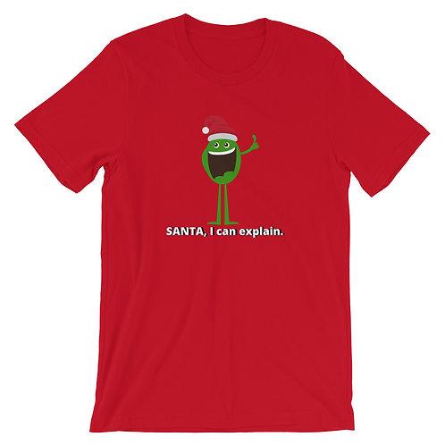 Santa, I can explain.
