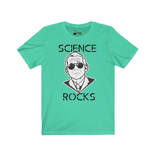 Science Rocks - BananasLab Short Sleeve Tee