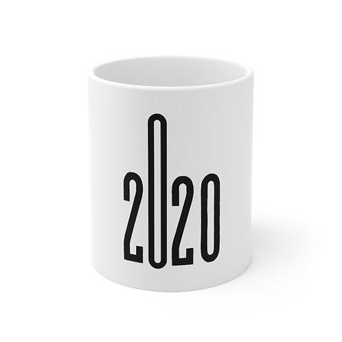 Fuck off  2020 - Mug 11oz