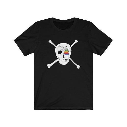 Apple - Pirates Not The Navy - Jersey Short Sleeve Tee