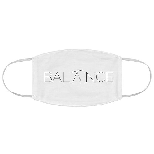 BALANCE - Fabric Face Mask