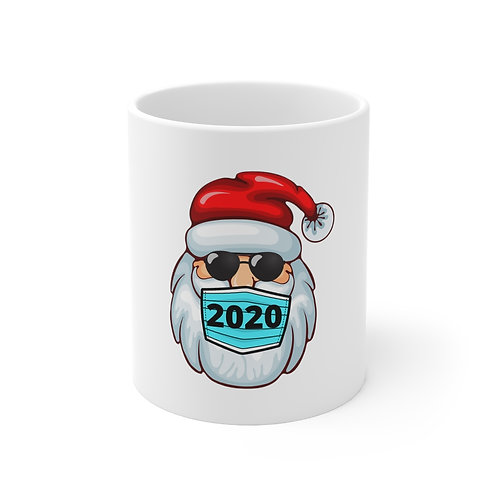 I feel you - Santa 2020 - Mug 11oz