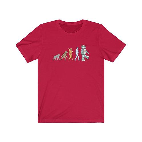 Evolution Singularity - BananasLab Short Sleeve Tee