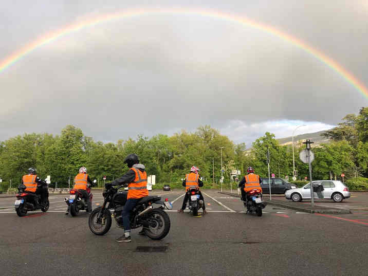 moto école genève
