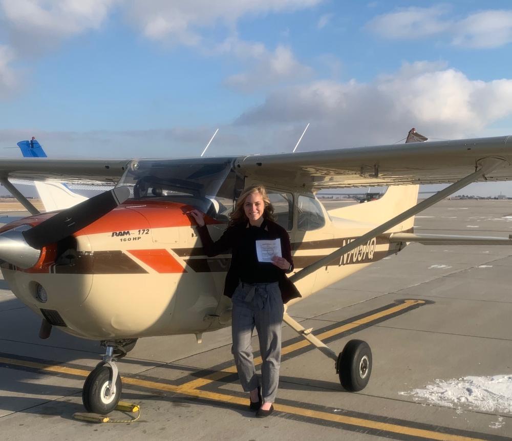 Commercial Pilot Certificate What's Next?