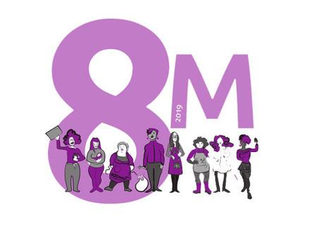 Carta por el Día de la Mujer trabajadora 8M 2021