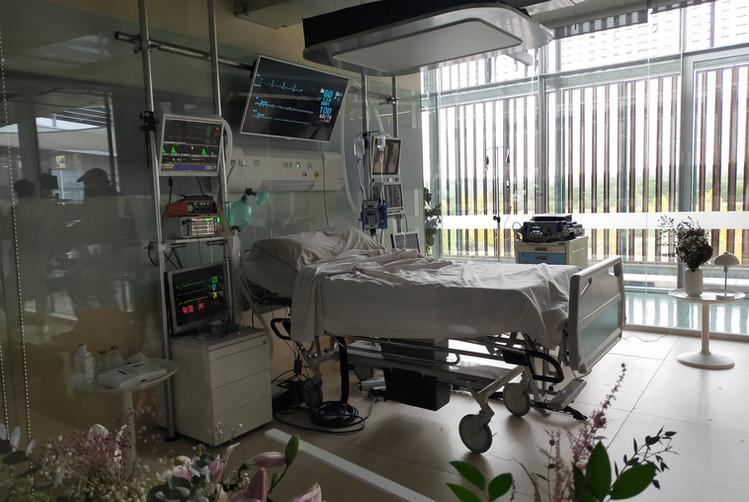 Atrezzo de hospitales