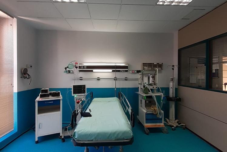 Atrezzo de hospitales en Madrid