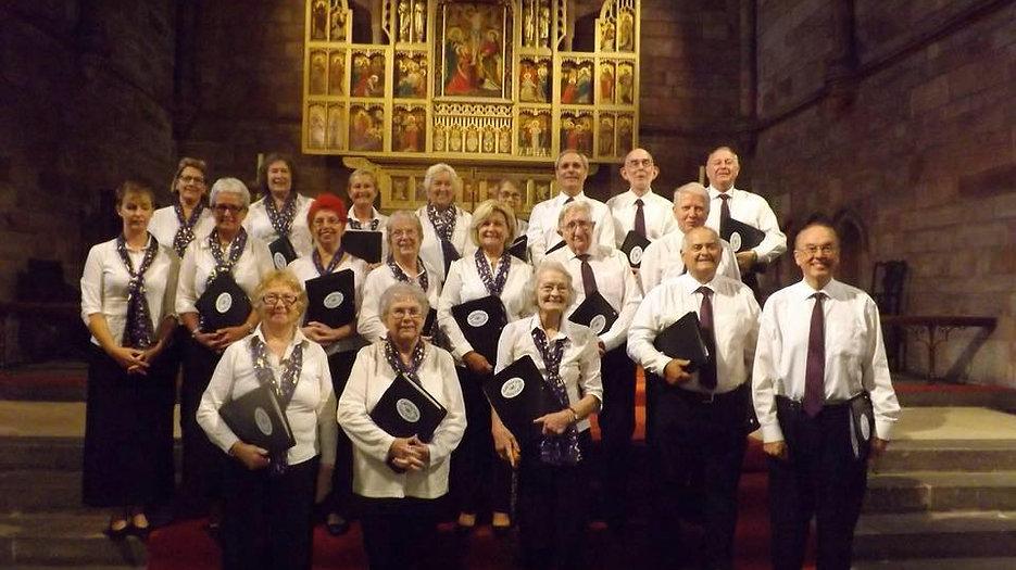 Cantorion Sanctaidd Sacred Choir in Concert