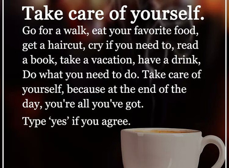 Six Self Care Strategies