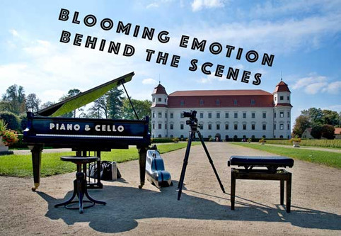 Jak vznikl videoklip Blooming Emotion