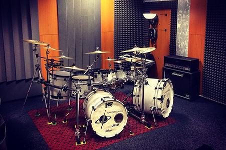 HS drums, bicí lekce, kozultace