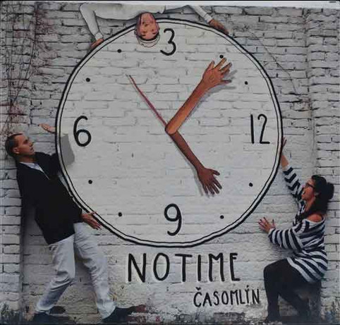nové album skupiny NO TIME je venku!