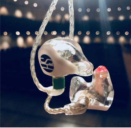 """In-Ear sluchátka na míru od """"IAM!music"""""""
