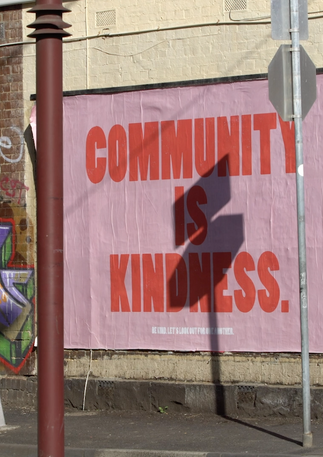Community Is Kindness