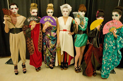 Geisha Group Picture