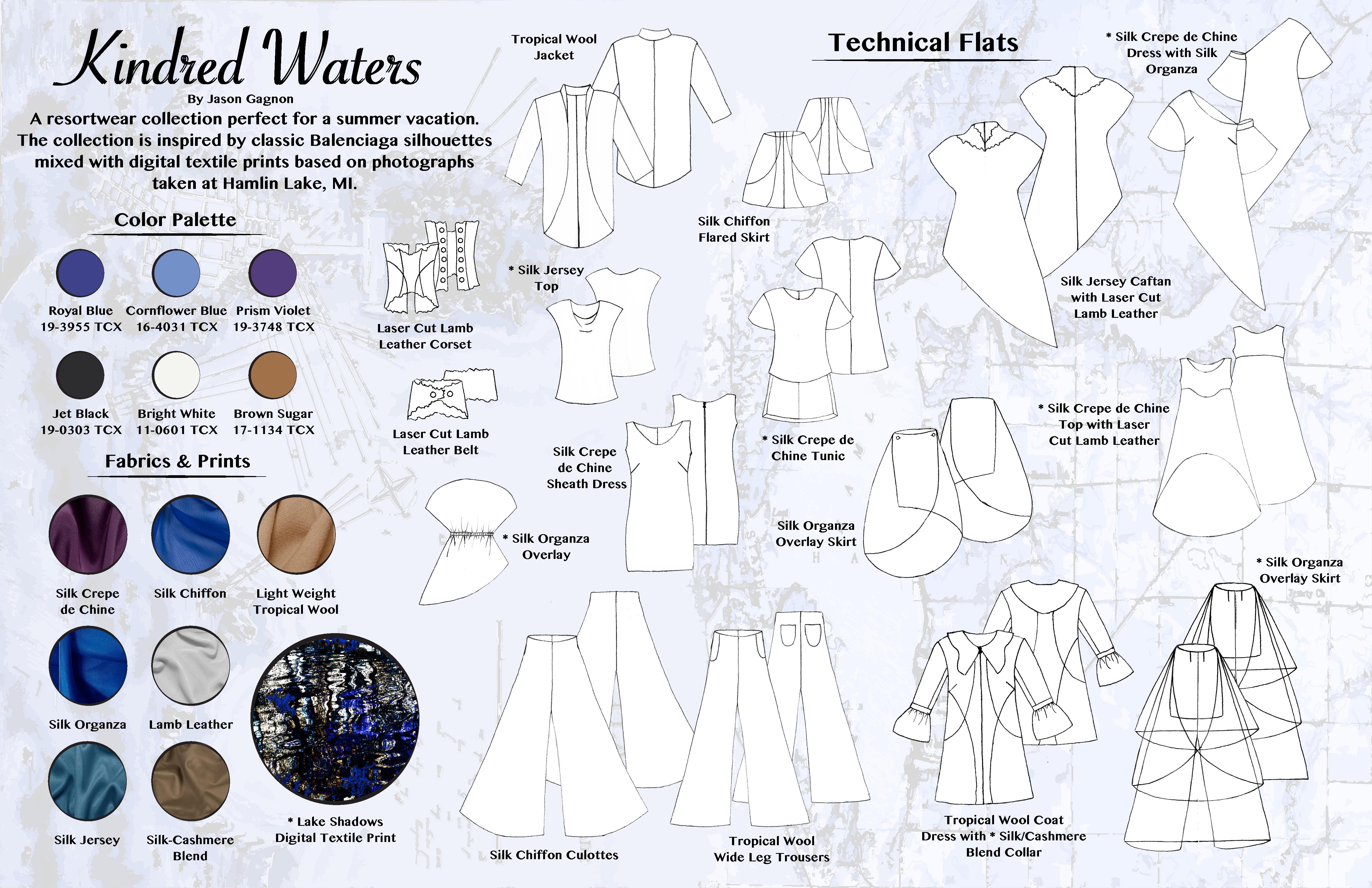 Technical Flats & Details