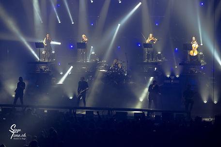 Parkway Drive mit Streicher Quartett