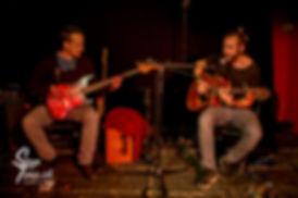 Fabe Vega (Das Bild wurde vor dem Konzert gemacht)