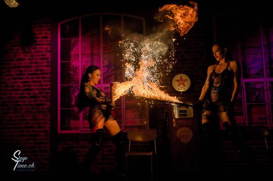 Fuel Girls|© Stagetime.ch.jpg