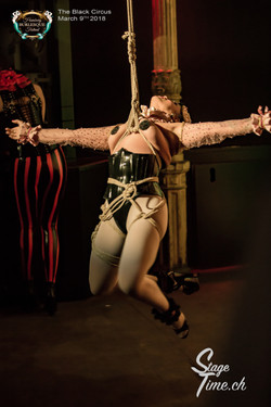 Black Circus 📷© Christoph Gurtner I