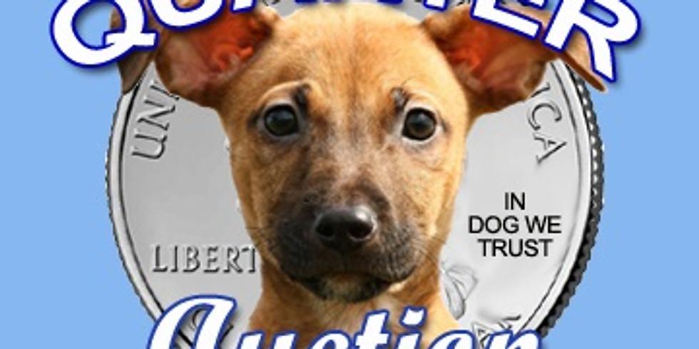 Quarter Auction For Pups