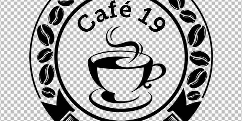 Cafe19 Gives Back!