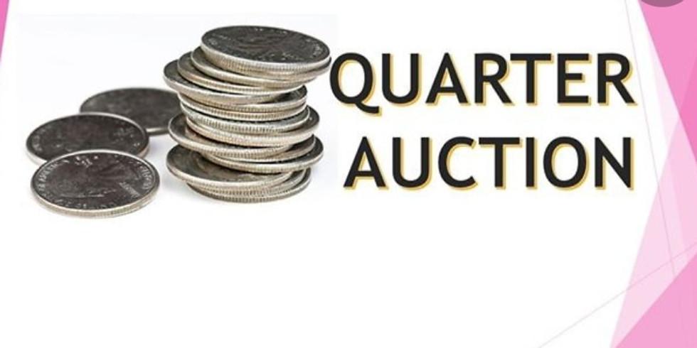 Quarter Auction At Sugar Mellons