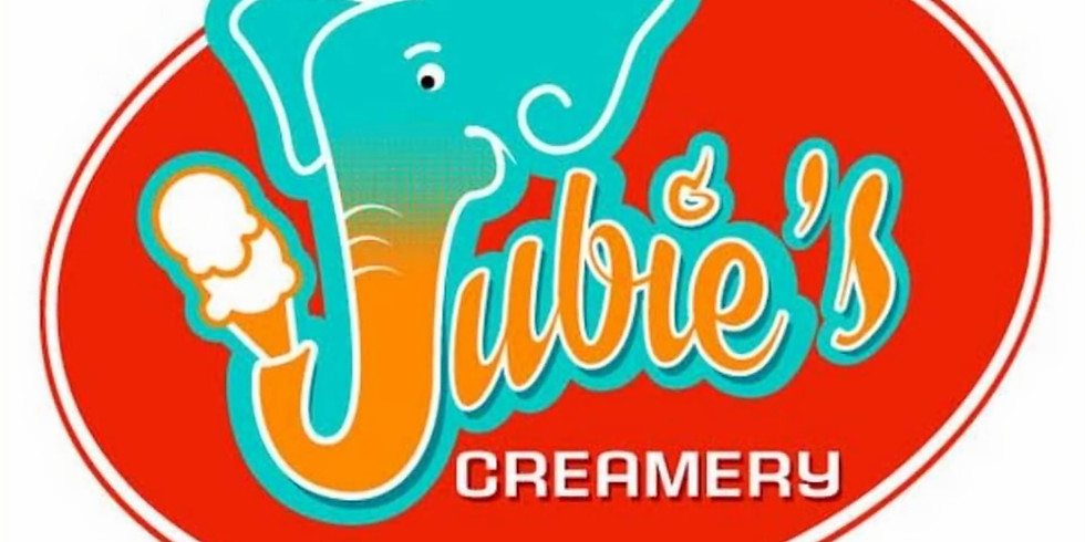 Ice Cream Social At Jubie's Creamery