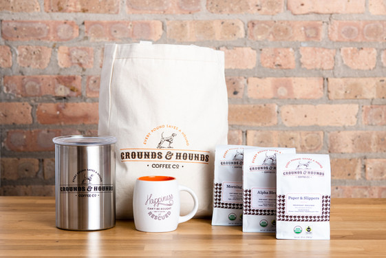 Grounds and Hounds Coffee gives back!!