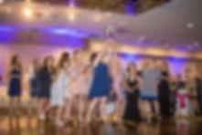 SoundProof Ent. Dance floor