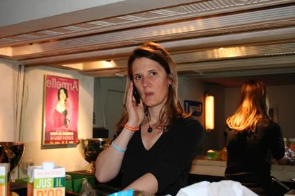 Mathilde Guyant, édition 2015