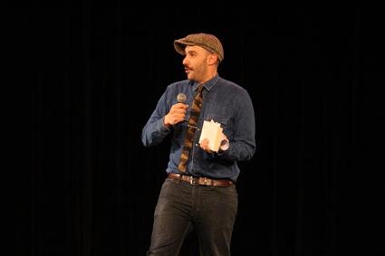 Ali Bougheraba, lauréat 2015