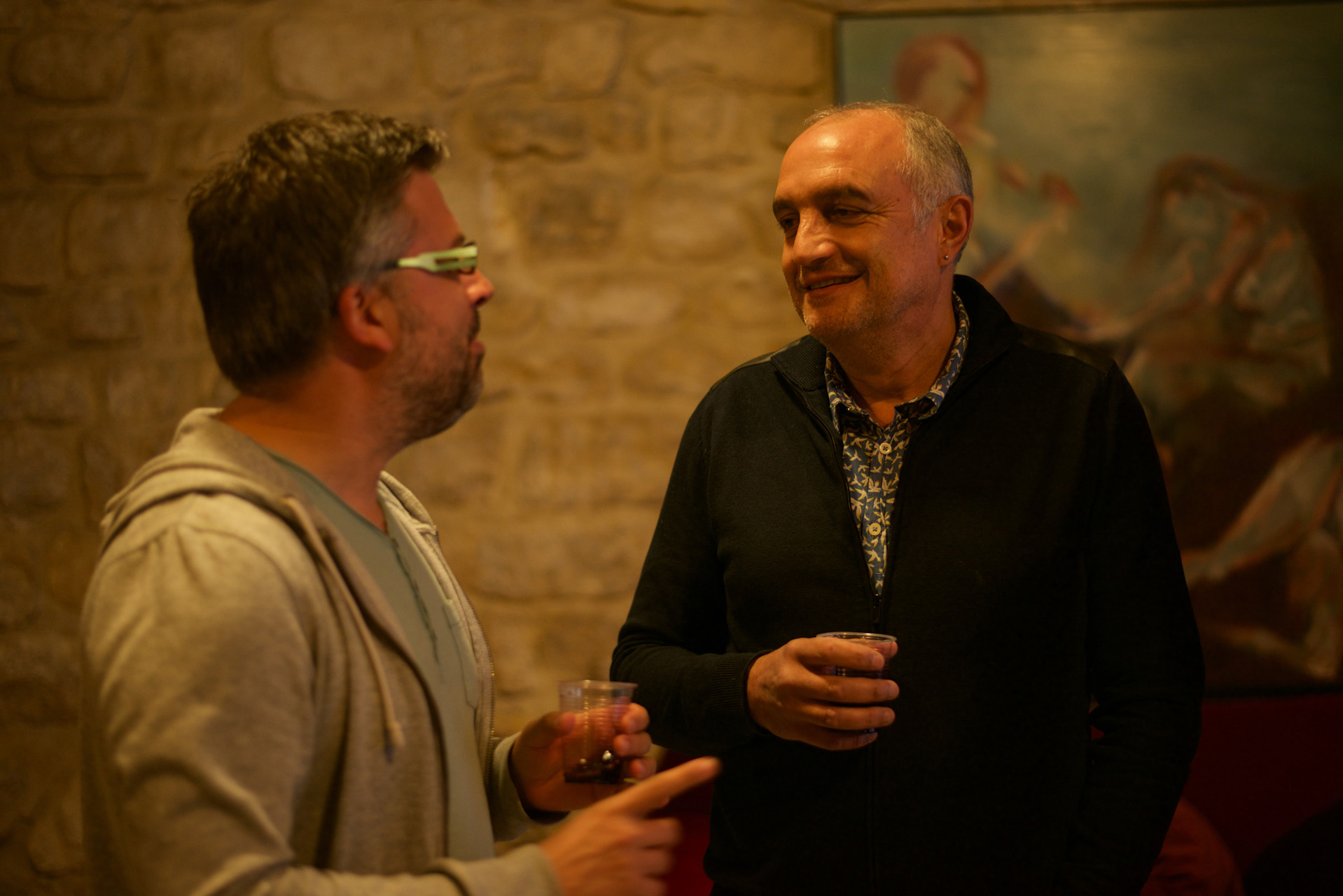 Benoit Agoyer et Serge Bretel